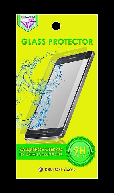 Защитное стекло Krutoff axess для iPhone 5/5S 9H